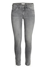 Skinny Low Jeans - Denim grigio - DONNA | H&M IT 2