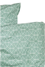 Set copripiumino fantasia - Verde nebbia - HOME | H&M IT 2