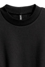 Printed sweatshirt - Black -  | H&M 4