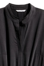 Shirt dress - Black - Ladies | H&M 3