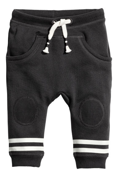 Joggers - Dark grey - Kids | H&M 1