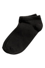 7-pack trainer socks - Black -  | H&M 2