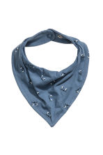 Lot de 2 foulards - Bleu - ENFANT | H&M FR 2
