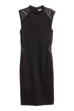 Short dress - Black - Ladies | H&M 2