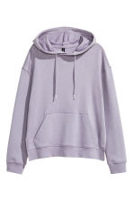 Hooded top - Purple - Ladies | H&M 2
