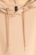 Hooded top - Beige - Ladies | H&M 3