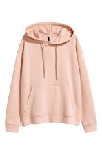 Hooded top - Powder pink - Ladies | H&M 2