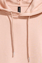 Hooded top - Powder pink - Ladies | H&M 3