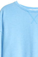 Sweatshirt - Blue -  | H&M 3