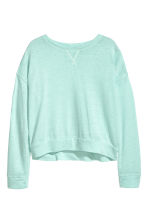 Felpa - Verde menta -  | H&M IT 2