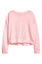運動衫 - Light pink -  | H&M 2