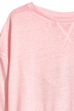 Sweat - Rose clair -  | H&M FR 3