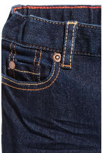 Jeans Slim fit  - Dark denim blue - Kids | H&M 4
