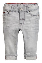 Jeans Slim fit - Grey - Kids | H&M CN 1