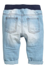 Pull-on jeans - Light denim blue -  | H&M 2