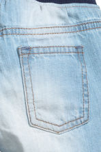 Pull-on jeans - Light denim blue -  | H&M 3