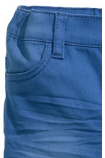 Twill trousers - Blue - Kids | H&M CN 2