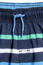 Swim shorts - Dark blue/Blue - Kids | H&M 2