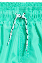 Swim shorts - Mint green -  | H&M CN 2