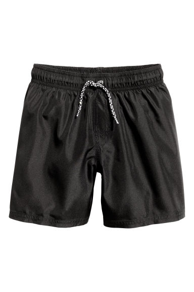 Swim shorts - Black - Kids | H&M 1