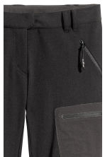 Outdoor trousers - Black - Ladies | H&M CA 3