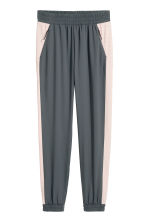 Outdoor trousers - Dark grey/Powder -  | H&M 2