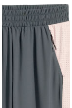 Outdoor trousers - Dark grey/Powder -  | H&M 3