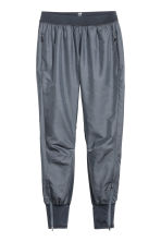 Sports trousers - Dark grey - Ladies | H&M 2