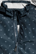 Outdoor jacket - Dark blue - Kids | H&M 3