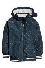 Outdoor jacket - Dark blue - Kids | H&M CN 2