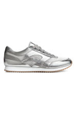 Trainers - Silver - Ladies | H&M 2