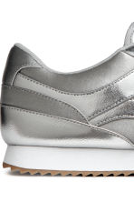 Trainers - Silver - Ladies | H&M 5