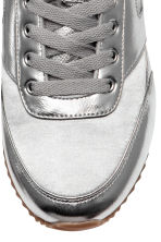 Trainers - Silver - Ladies | H&M 4
