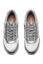 Trainers - Silver - Ladies | H&M 3