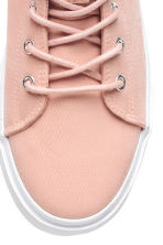 Platform trainers - Pink - Ladies | H&M 3