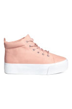 Platform trainers - Pink - Ladies | H&M 1