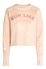 Sweatshirt - Powder - Ladies | H&M CN 2