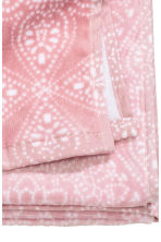 Drap de bain à motif - Rose - Home All | H&M FR 4