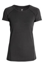 Top sportivo - Nero - DONNA | H&M IT 2