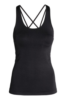 Camiseta de yoga Seamless