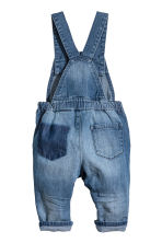Salopette en denim - Bleu denim - ENFANT | H&M FR 2
