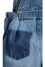 Denim dungarees - Denim blue - Kids | H&M 3