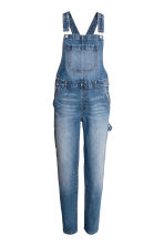 Dungarees - Denim blue - Ladies | H&M 2