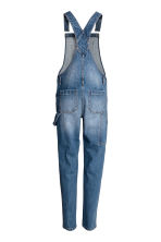 Dungarees - Denim blue - Ladies | H&M 3