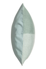 Copricuscino color block - Verde nebbia - HOME | H&M IT 2
