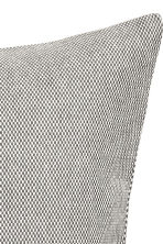 Textured cushion cover - Grey - Home All | H&M CN 3