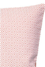 Jacquard-weave cushion cover - Dusky pink - Home All | H&M CN 2