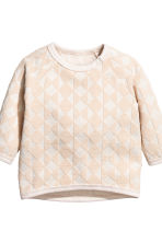 Sweatshirt set - Light beige - Kids | H&M 3