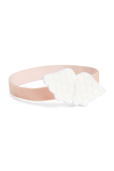 Hairband with appliqués - Powder - Kids | H&M 1