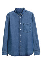 Denim shirt - Denim blue - Men | H&M 2